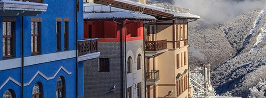 Апартаменты Горки Город +960м