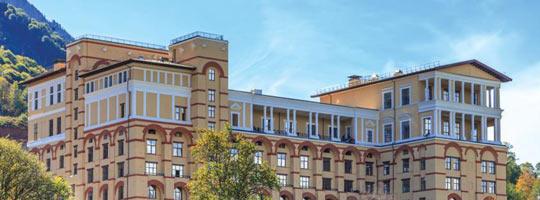 Солис Сочи Отель