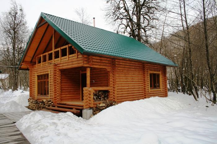 фото Лесной коттеджный комплекс