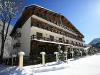 отель в зимнее время